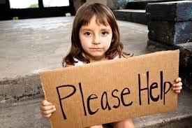 needy child