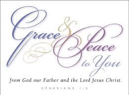 grace peace