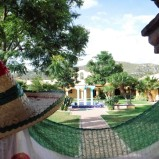 courtyard y mex hat